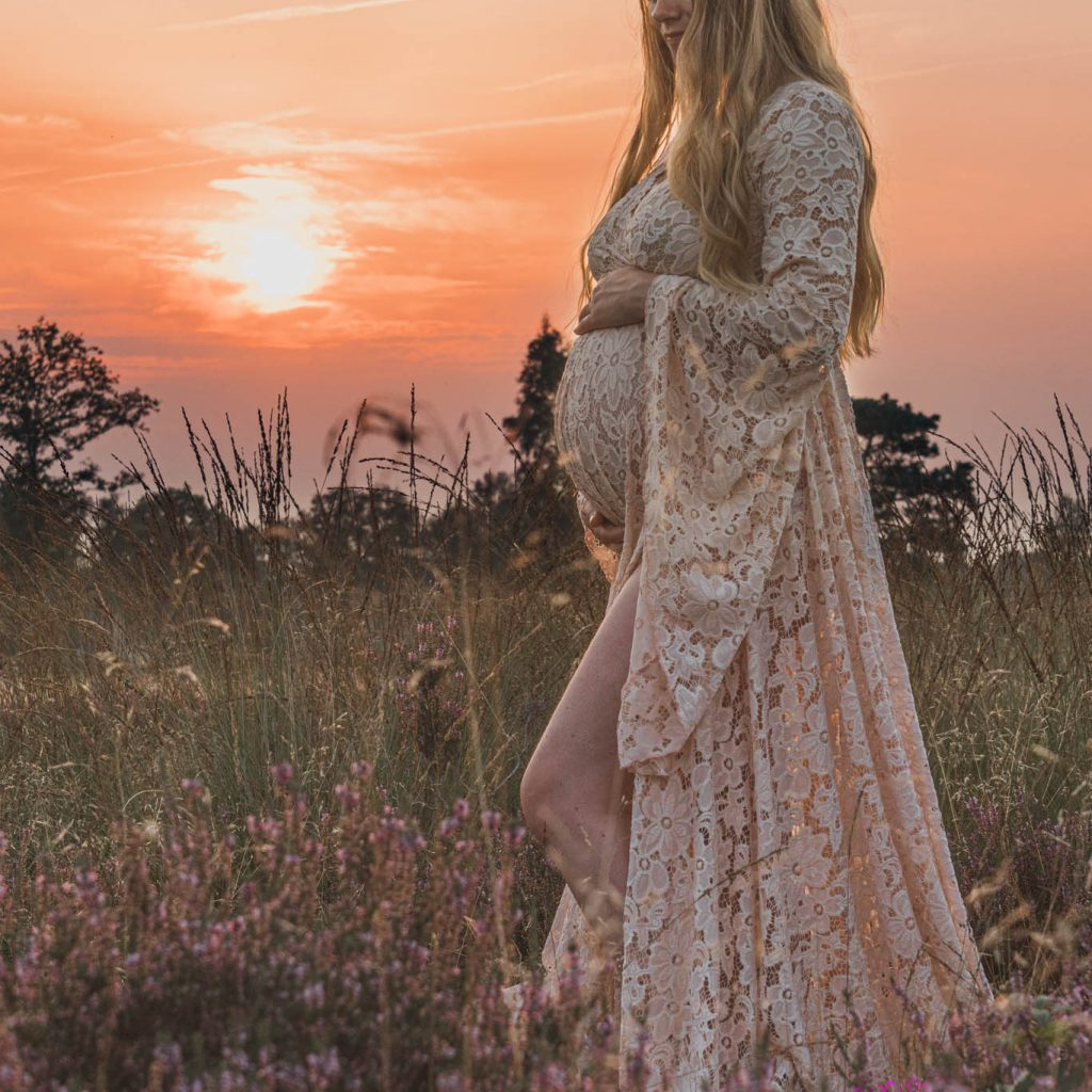 Zwangerschapshoot Eerens fotografie