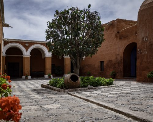 Klooster Arequipa