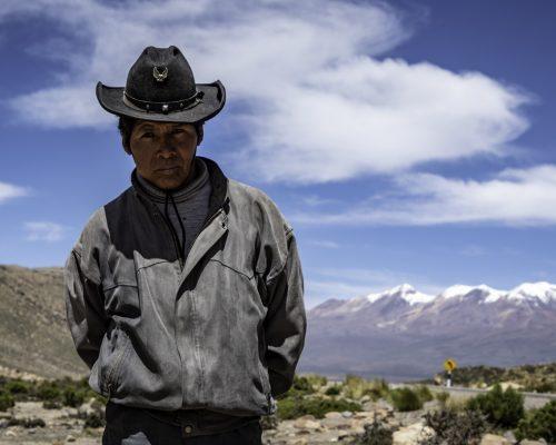 Herder Peru