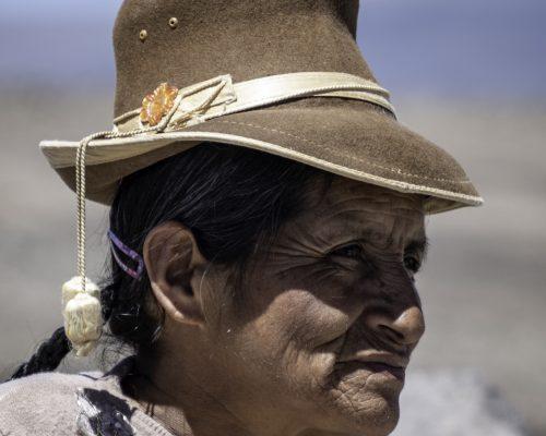 Portret Peru