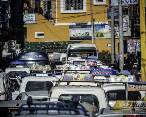Verkeer in Peru