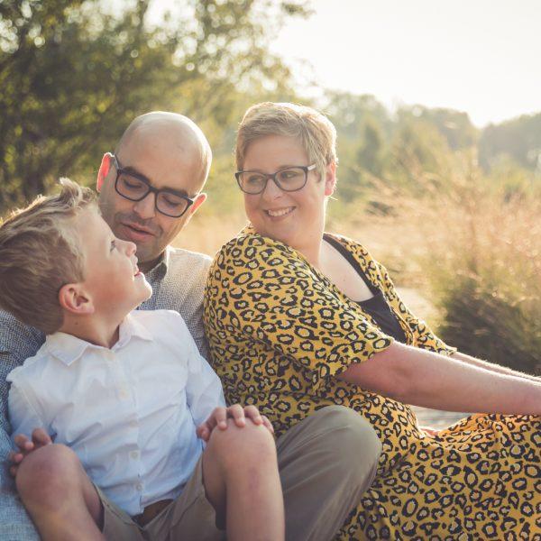 familieshoot Christine en Erik